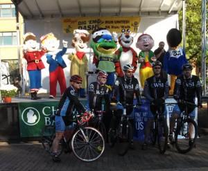 WSI Cycling Dig 'Em Dash