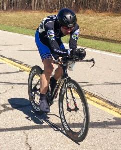 Danny, TT Bike