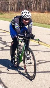 Devin, TT Bike