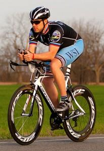 Josh, TT Bike