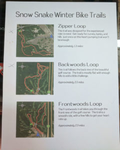 Snow Snake Fatbike Maps