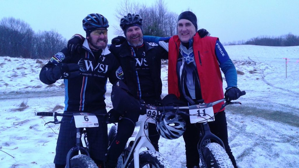 Dwight, Eric and David